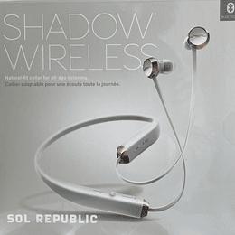 Audífono Shadow Wireless Bluetooth Sol Republic EP1140GY