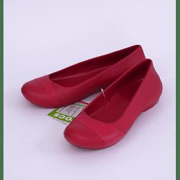 Zapatos Gianna Flat W Pepper 39/40 Crocs