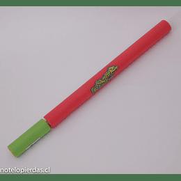 Lanzador de agua rojo/verde
