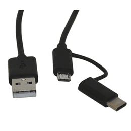 Cable tipo C y Micro Usb (Android) Dag