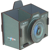 Organizador cámara fotográfica