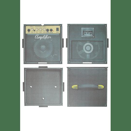 Baúl reversible modelo amplificador