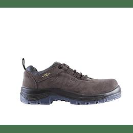 Zapato de seguridad Nazca anticlavos t37,38 y 44