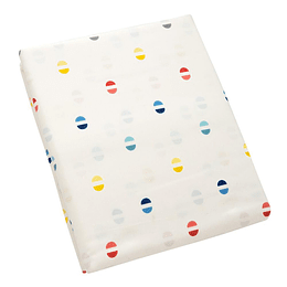 funda plumon 2 plazas dots