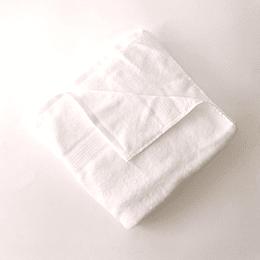 toalla 100% algodon blanca 70x140 500 gr m2 casaideas