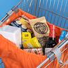 Bolsa compra para carro supermercado