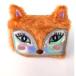 monedero peluche cafe