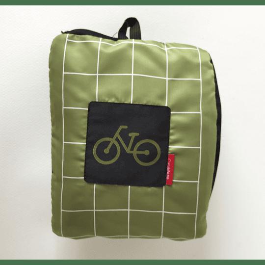 Bolso Plegable Multiuso Verde