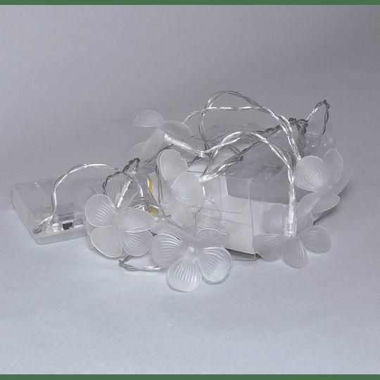 Luces Decorativas  Flor 1,65mts