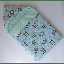 Saco de Dormir Panda 0-6 meses