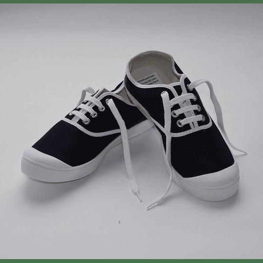 Zapatillas Lona azul marino 26 al 44