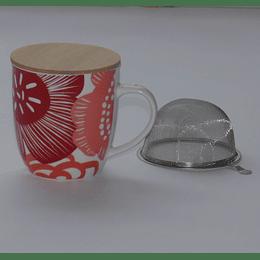 Mug con Infusor