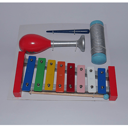 Set Instrumentos Musicales