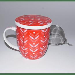 mug con infusor 320 ml
