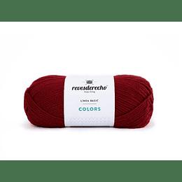 Lana Colors rojo italiano 0073