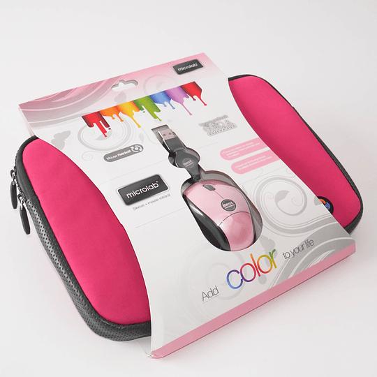 Kit Cobertor Notbook/ Mouse