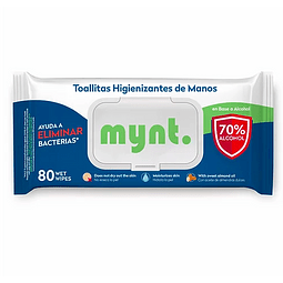 MYNT 80 Wipes