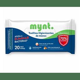 MYNT 20 Wipes