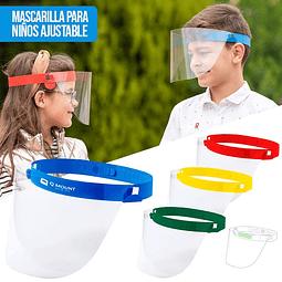 Pantalla Facial Niños