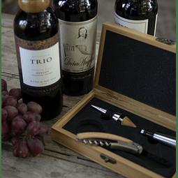 Set Accesorios Vino