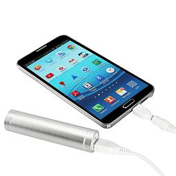 Cargador USB Power Bank 2200mAh