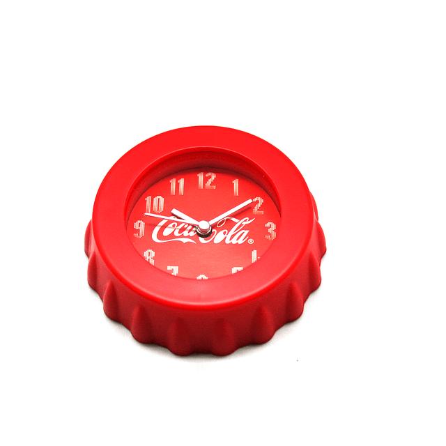 Reloj con forma