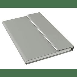 Deluxe Cuaderno Cierre Imantado