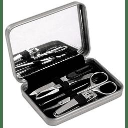 Set de Manicure Metálico