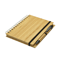 Cuaderno de Bamboo