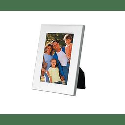 Porta-Foto Mini de Aluminio