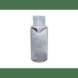 Jabón Alcohol Gel 120 ml. Con Tapa Flip Top