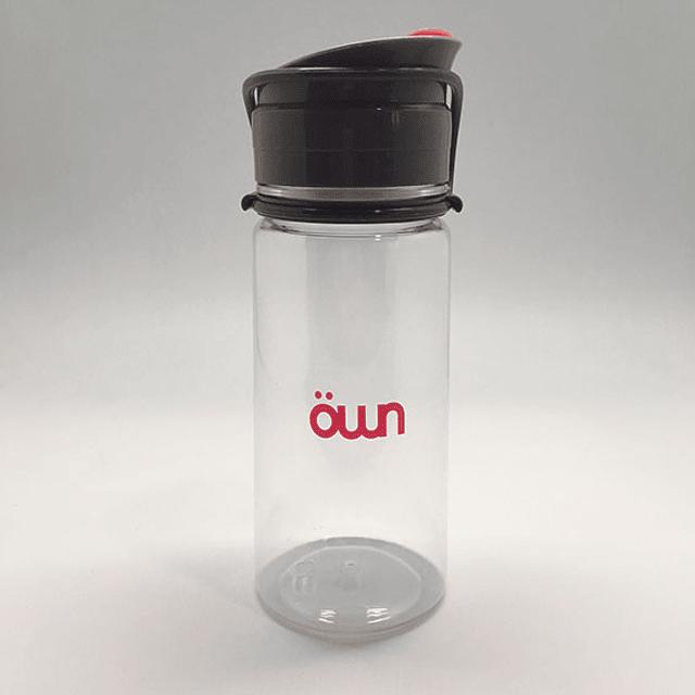 Botella Plástica