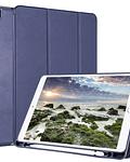 "Carcasa Smart Cover iPad Pro 10.5""/ Air 3 Azul Pen Slot"