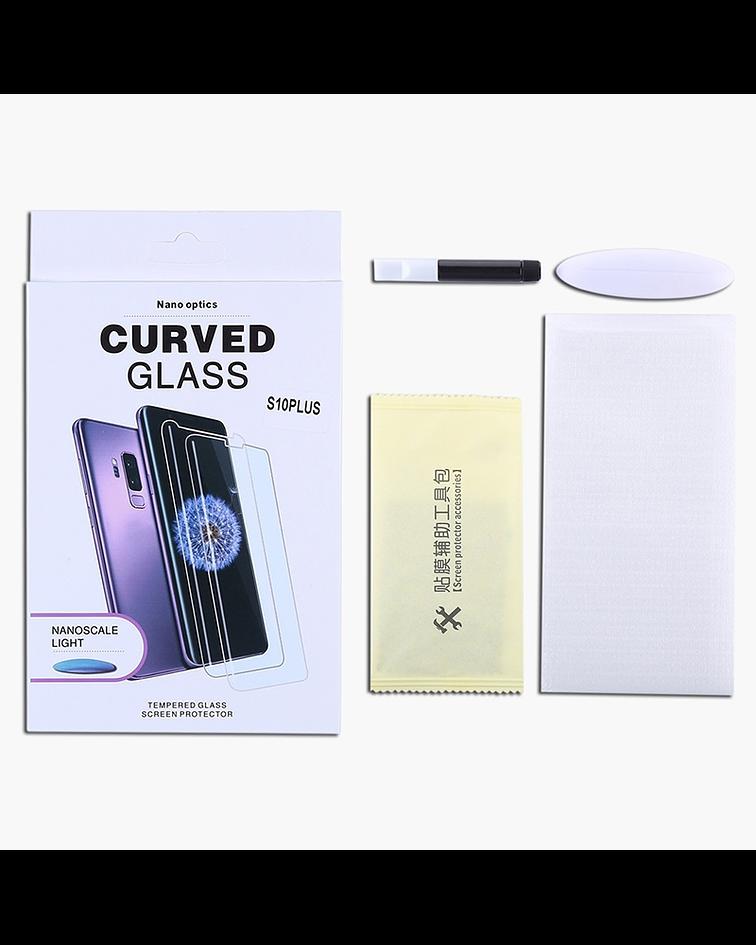 Lámina pegamento luz UV Samsung Galaxy S10e