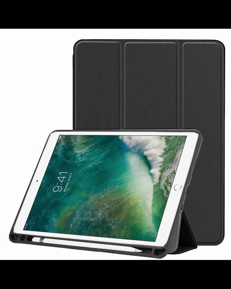 "Carcasa Smart Cover iPad Pro 10.5""/Air 3 Pen Slot Negro"