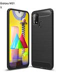 Carcasa Samsung M31 colores