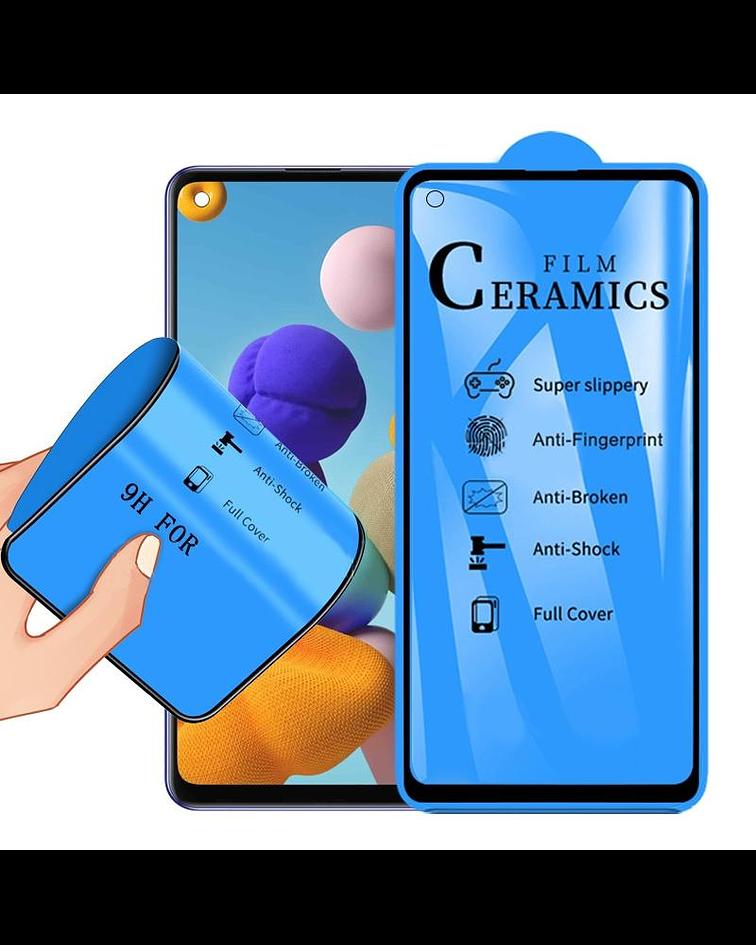 Lámina cerámica Samsung A21s