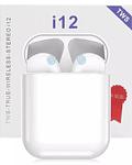 Audífonos Bluetooth TWS i12
