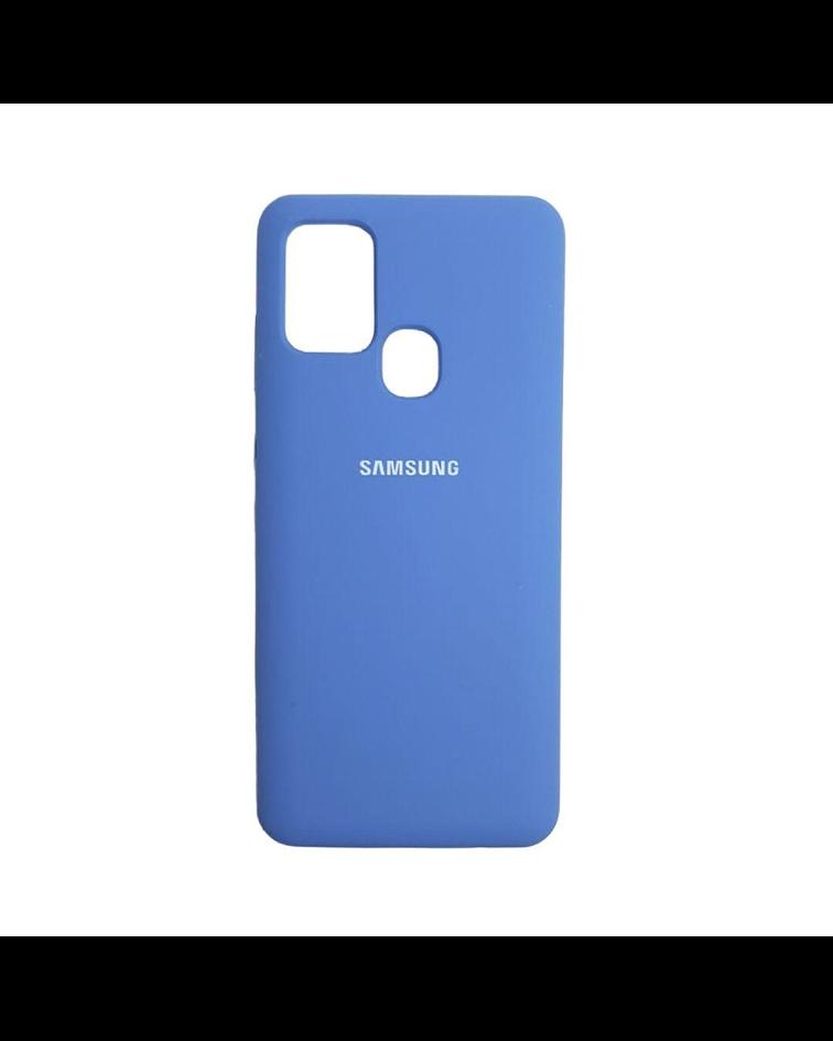 Carcasa Silicona Samsung A21S Colores