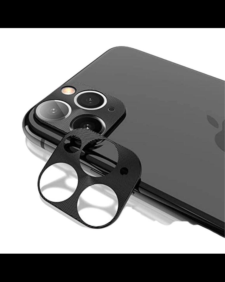 Protector Metal Lens Shield iPhone 11 PRO-PRO MAX negro