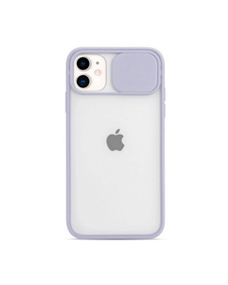 Carcasa iPhone 11 Cubre Cámara Colores