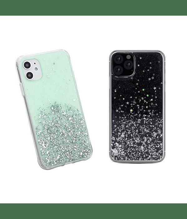 Carcasa iPhone 11 Estrellas Colores