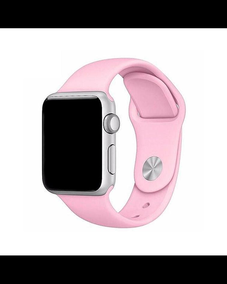Correa Apple Watch 42/44 mm Rosada