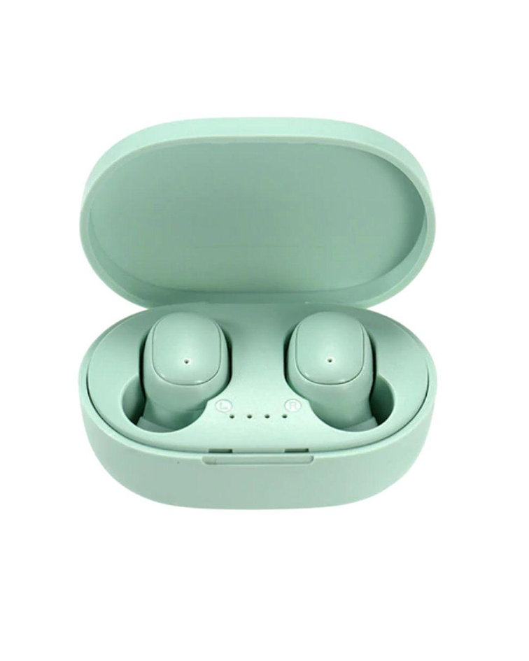 Audífonos Bluetooth A6Spro High Volume Menta
