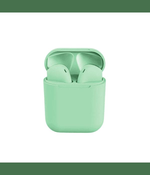 Audífonos Bluetooth inPods 12 Verde
