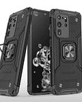 Carcasa Samsung S20 ULTRA Armor Anti Golpes anillo Colores