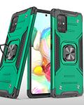 Carcasa Samsung Note 20 ULTRA Armor Anti Golpes anillo Colores