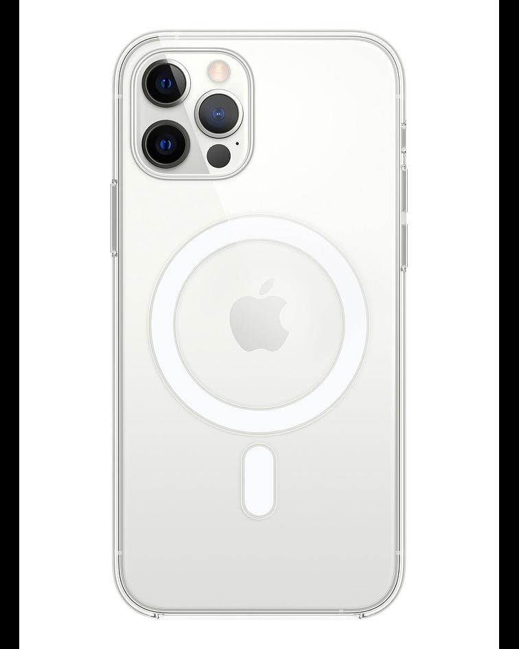Carcasa iPhone 12/12 PRO Magsafe transparente