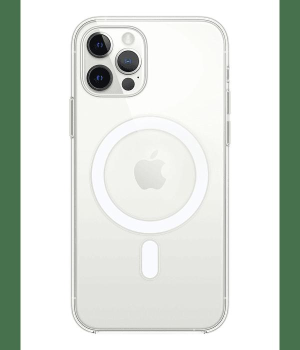 Carcasa iPhone 12 PRO MAX Magsafe Transparente
