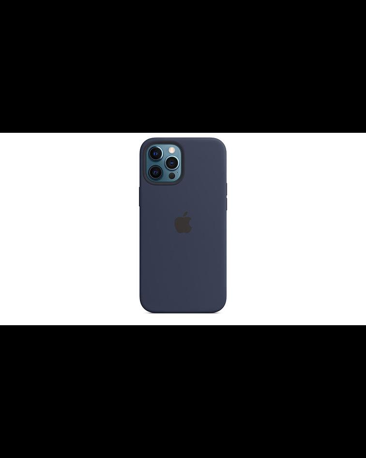 Carcasa Silicona iPhone 12/12 Pro Colores